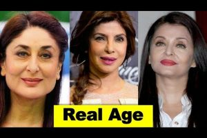 Real Age Of Top 10 Bollywood Actresses – Anushka Sharma, Deepika Padukone, Priyanka Chopra